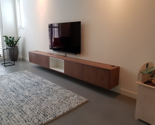 tv-meubel op maat - Haarlem
